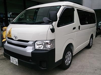 トヨタ  ハイエース ワゴン